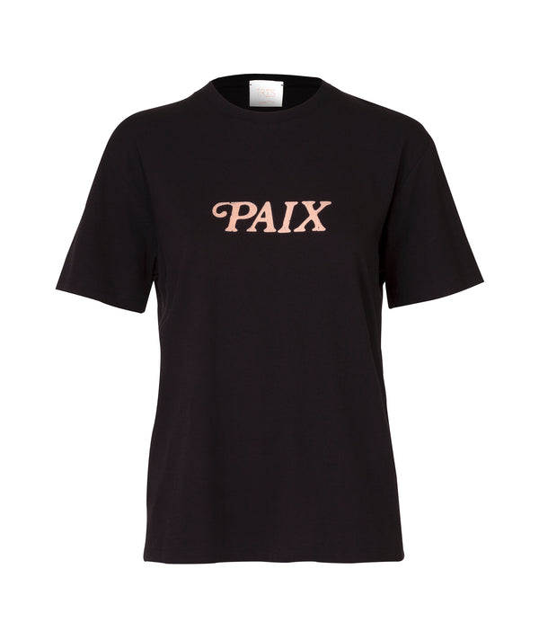Black La Paix T for Men