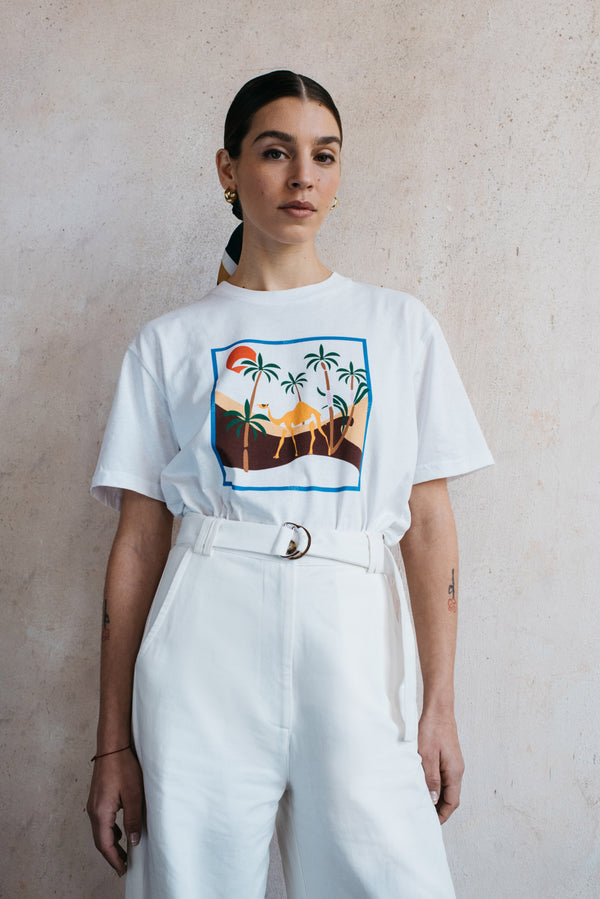 White Camels T