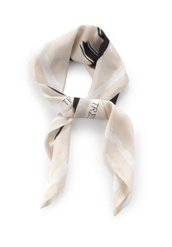TLV MRS Silk Scarf