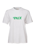 White La Paix T For Men