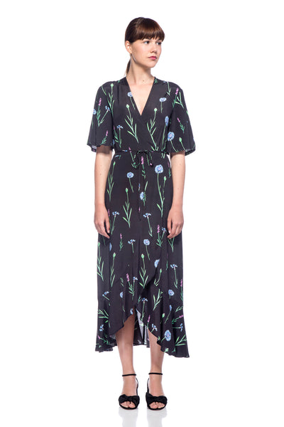 Garden Printed Eva Dress