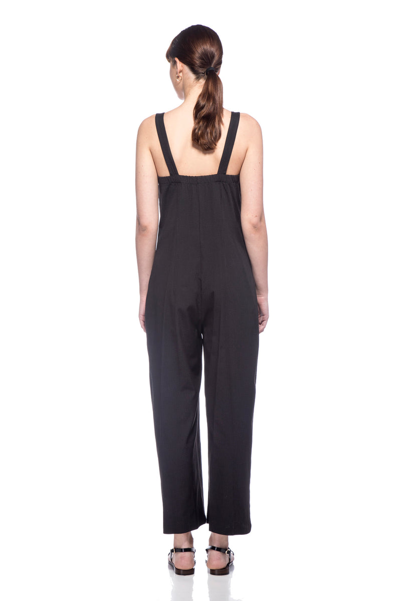 Black Drew Jumpsuit