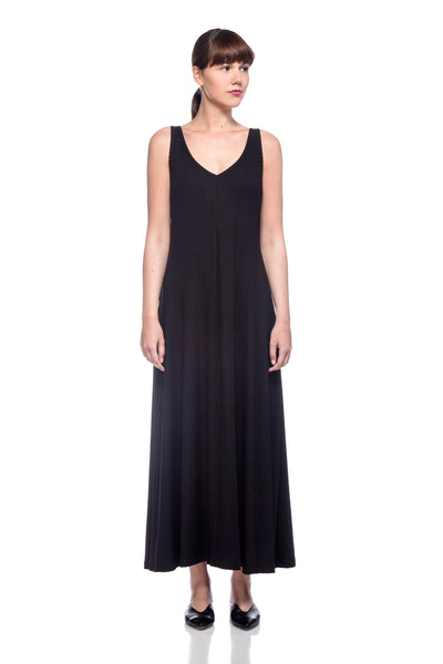 Black Loulou Dress
