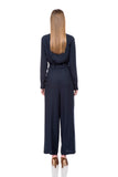 The Navy Lenny Jumpsuit