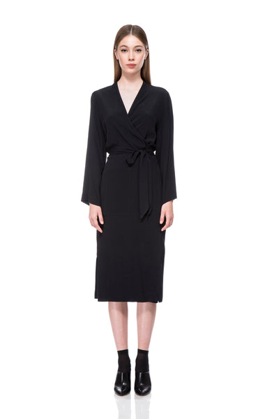 Lisa Wrap Dress