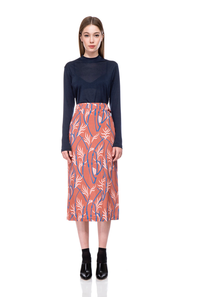 Karly printed Skirt