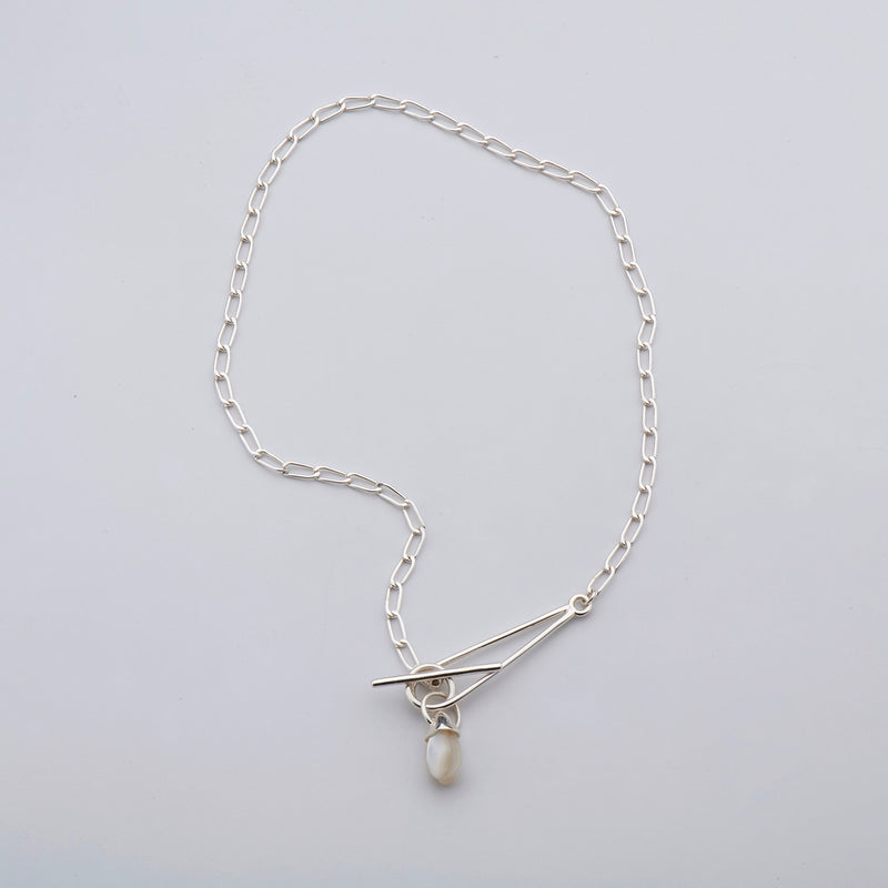 Tulip Charm Necklace - M