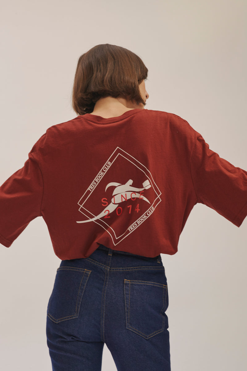 Bordeaux Oversized V T X Story