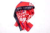 Lovers Silk Scarf