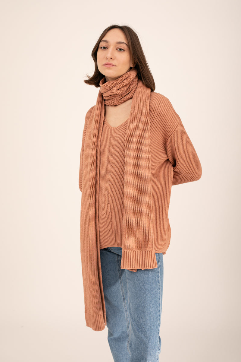 Nude John knitted V neck