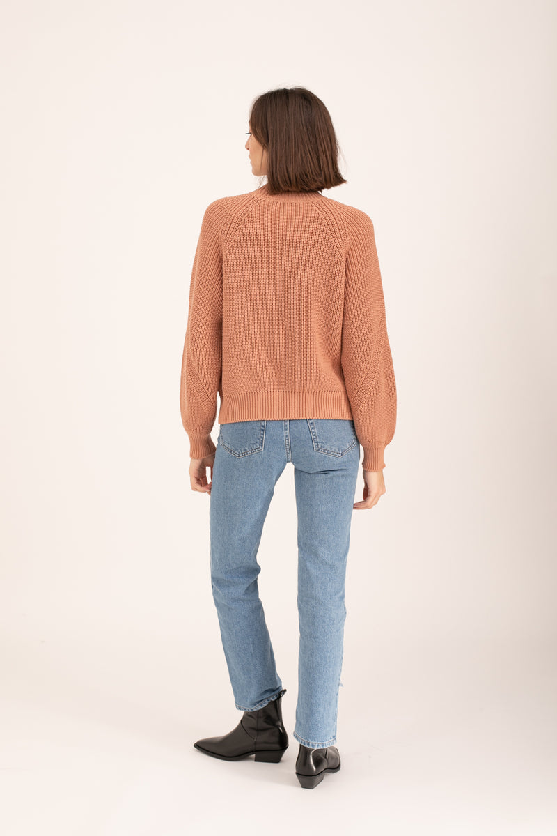 Nude Julie knitted turtleneck