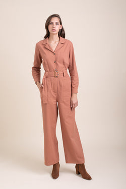 Blush Simon Jumpsuit