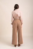 Camel Leon Wide Pants