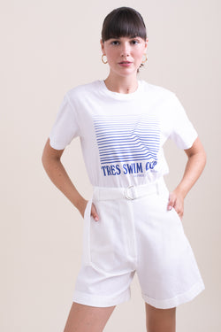 White Swim Club  T