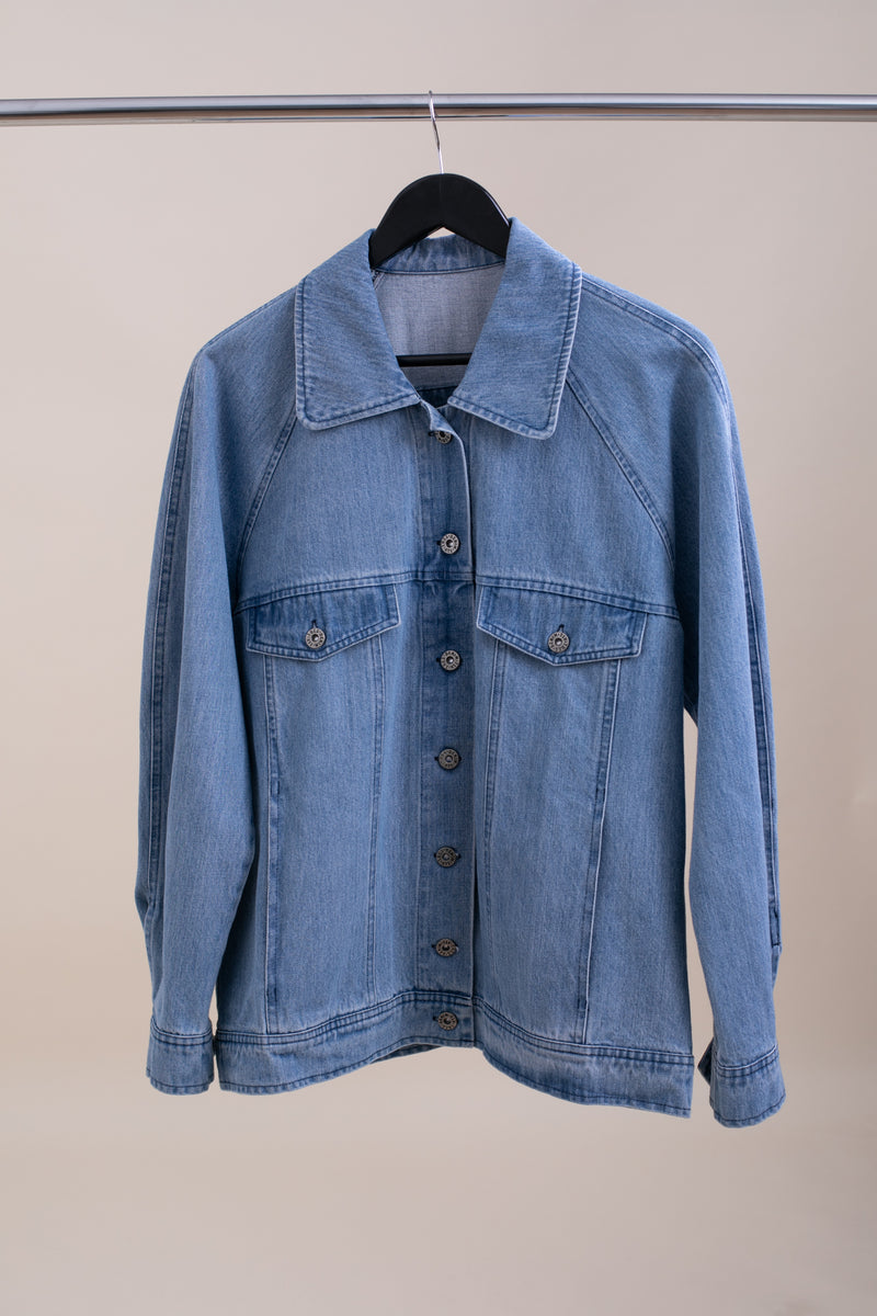 Denim Oliver Jacket
