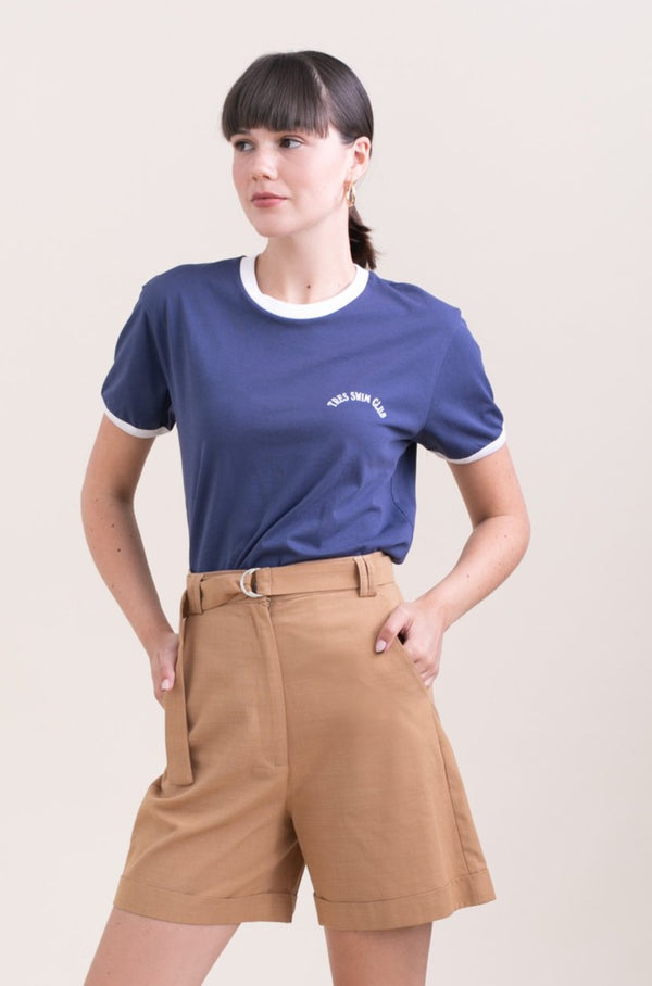Navy Uniform T