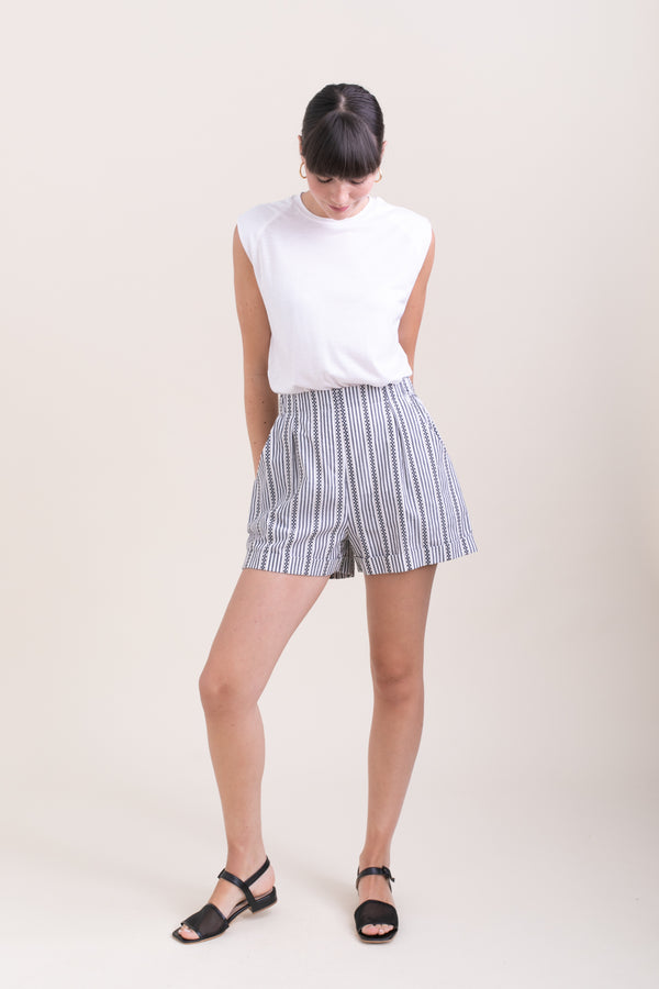 Striped Billy Shorts