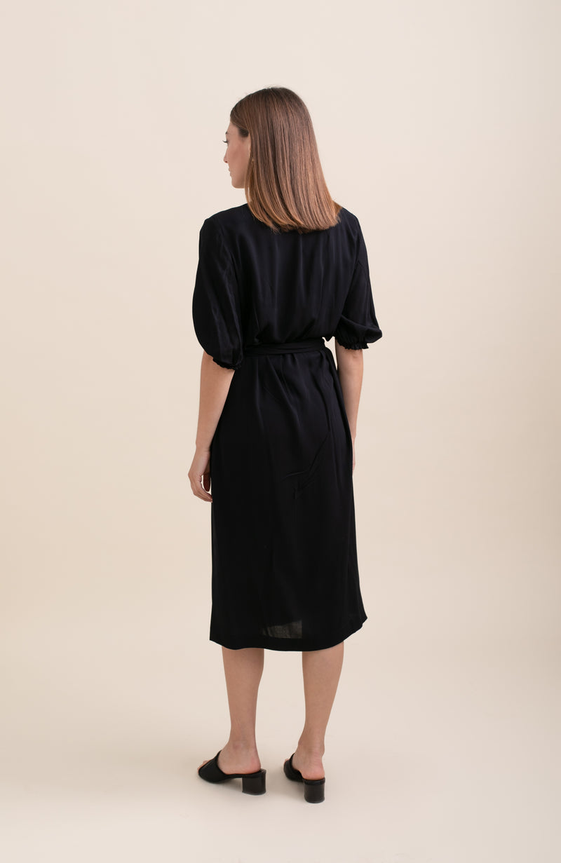 Annabelle Wrap Dress