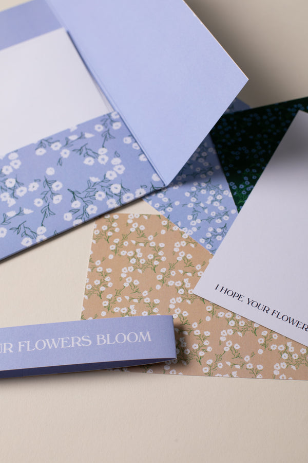 Bloom Stationery