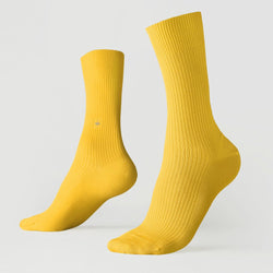 Crew ribbed socks - Egg Master
