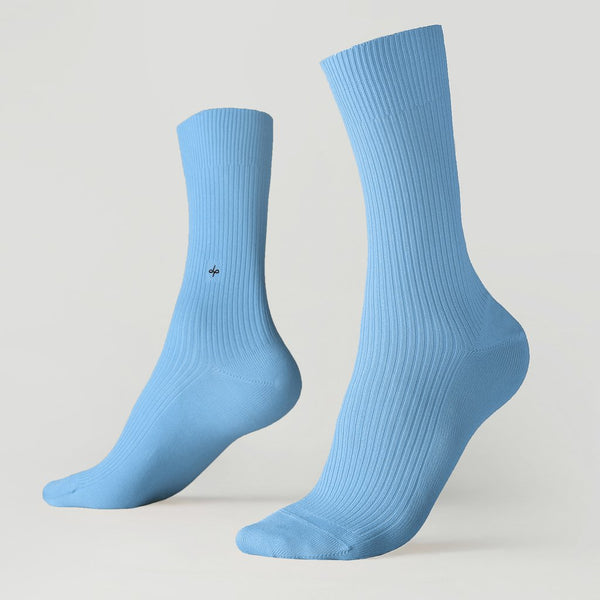 Crew ribbed socks - High Above