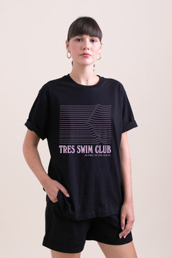 Black Swim Club  T