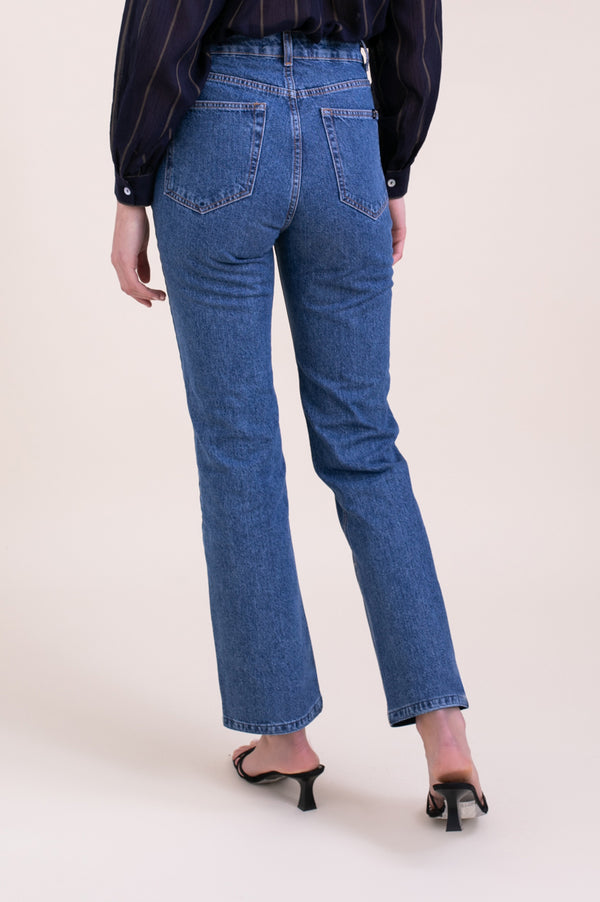Indigo Blue TRES Denim