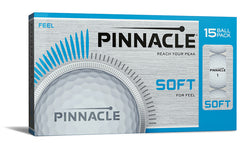 Pinnacle soft golfballen