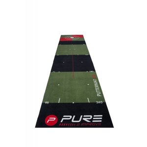 Pure2improve Puttingmat 3 meter