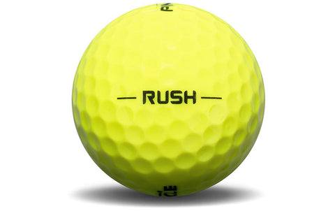 Pinnacle rush golfballen geel