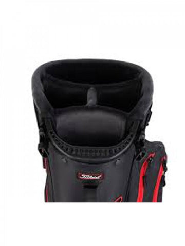 Hybrid 14 - Standbag - black-black-red