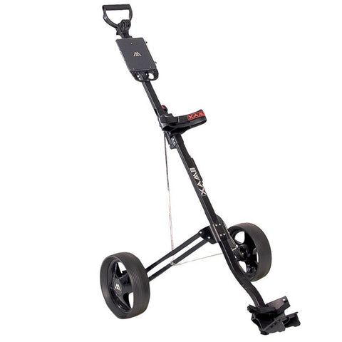 Bigmax basic trolley zwart