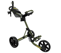 Clicgear Model 4.0 - 3 Wiel Trolley - army green