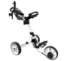 Clicgear Model 4.0 - 3 Wiel Trolley - artic white