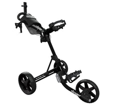 Clicgear Model 4.0 - 3 Wiel Trolley - Charcoal Zwart