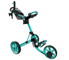 Clicgear Model 4.0 - 3 Wiel Trolley - teal