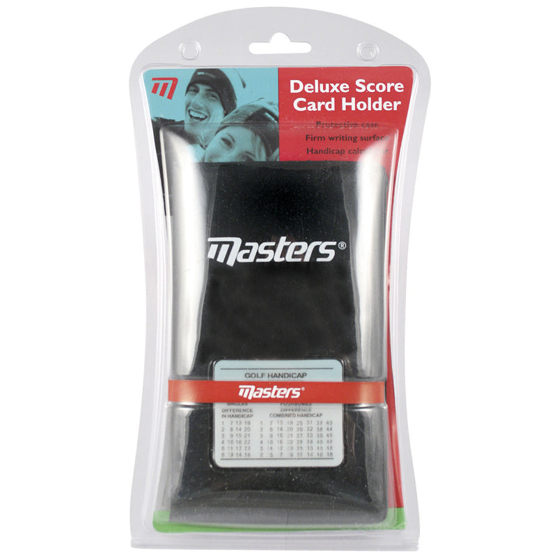 Masters Deluxe Score Card Holder