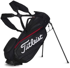 Premium Stand Bag - Jet Black Collection