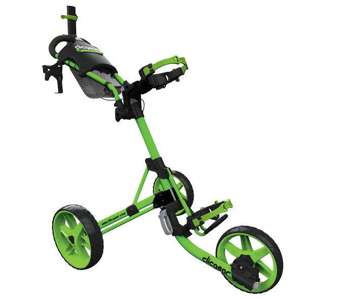 Model 4.0 - 3 Wiel Trolley - Lime