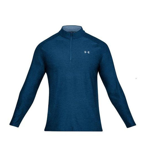 Under Armour Herentrui Met korte Rits - Navy