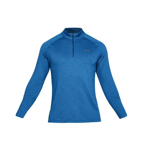 Under Armour Herentrui Met korte Rits - Blauw
