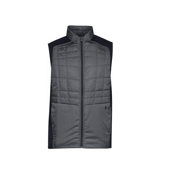 Under Armour Heren Bodywarmer Grijs