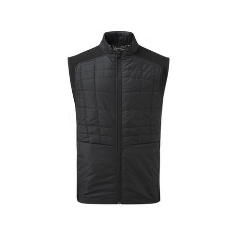Under Armour Heren Bodywarmer Zwart