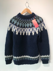 Eldercraft Icelandic Wool Sweater