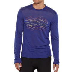 Men's Patagonia Silkweight Graphic T Front