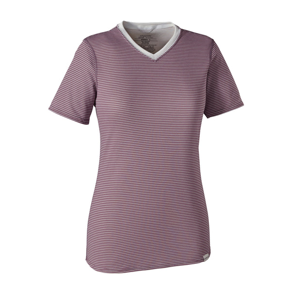 Patagonia Women's Capilene® 2 Lightweight V-Neck T-Shirt