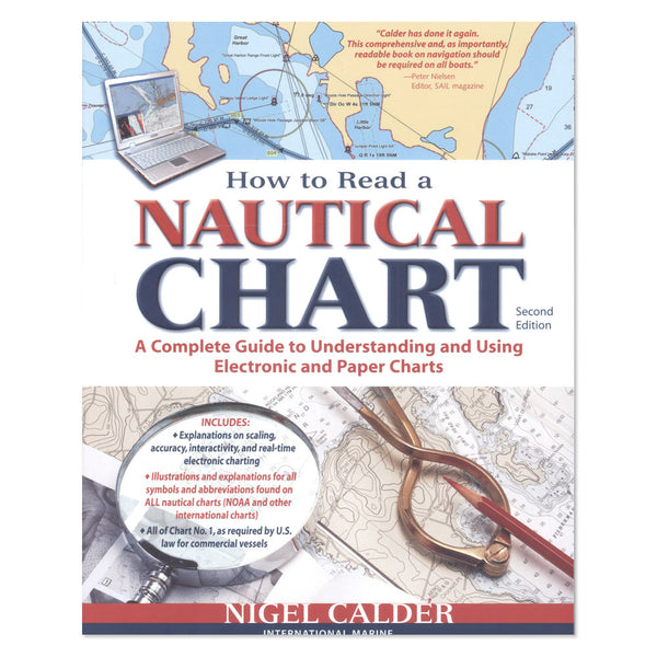 How to Read a Nautical Chart (2nd Ed.)