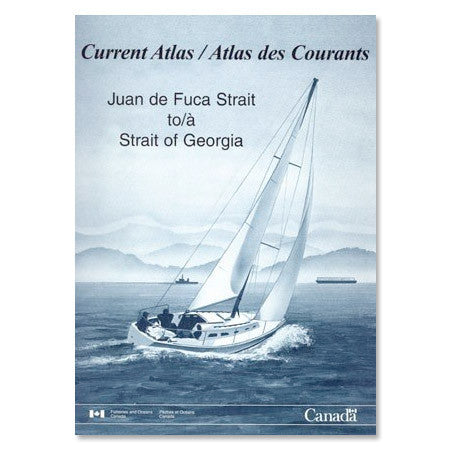 Canadian Current Atlas for Straits of Juan de Fuca and Straight of Georgia