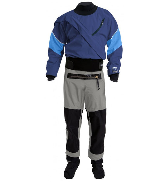 Kokatat Men's GORE-TEX® Meridian Dry Suit with Relief Zipper and Socks