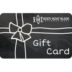 Body Boat Blade Gift Card